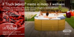 Jacuzzi - WDW - World Ducati Week 2014